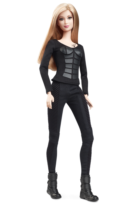 Divergent Tris Barbie Doll