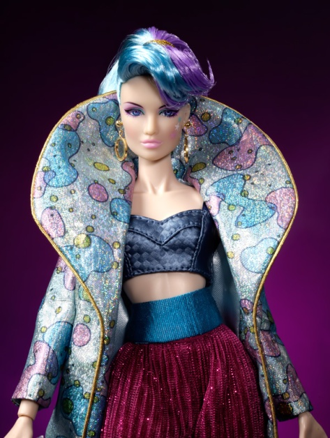 Astral Eldrich doll - Jem and the Holograms