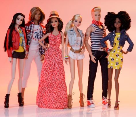 Dinamite Girls Love Revolution Collection