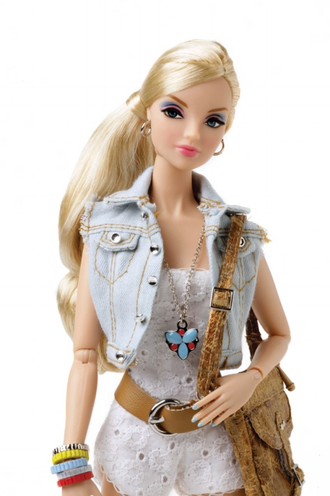 Free Spirit Jett Dressed Doll