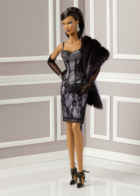 Amethyst Factor Anais McNight Dressed Doll