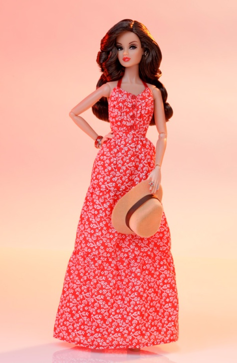 Own The Moment  Aria Dressed Doll