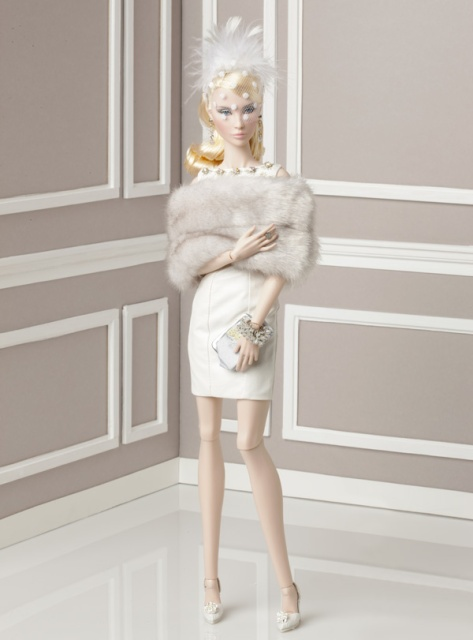 Platinum Society  Hanne Erikson Dressed Doll