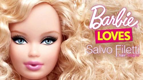 Barbie loves Salvo Filetti