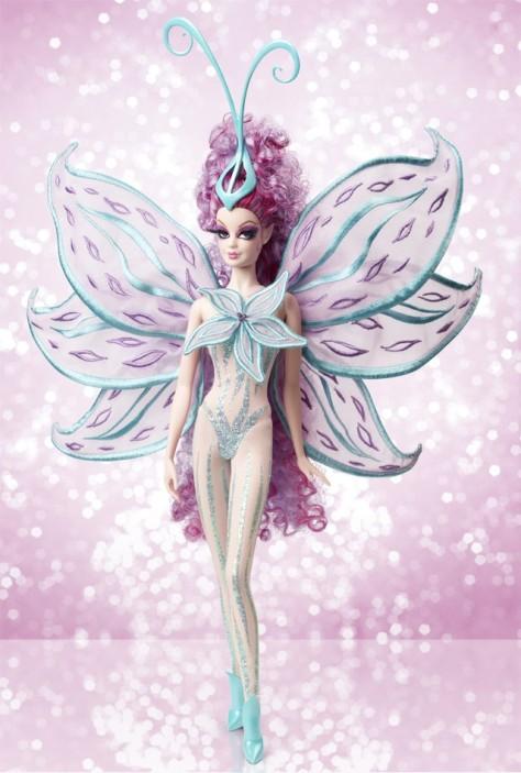 Bob Mackie Princess Stargazer Barbie Doll