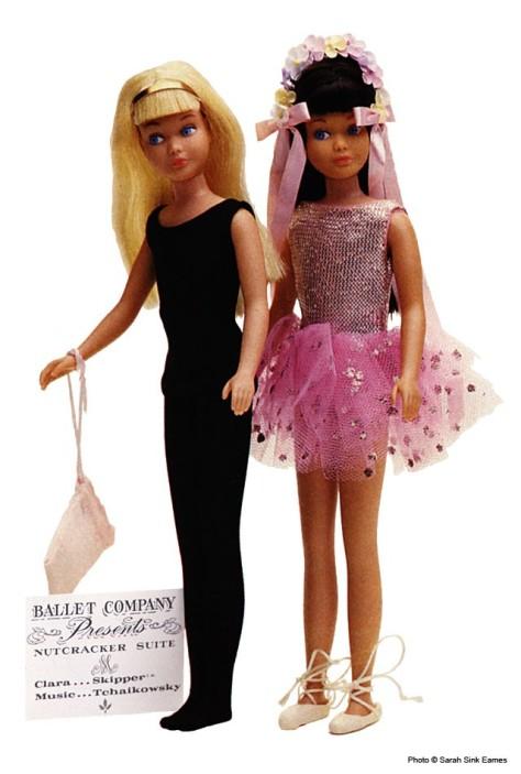 Ballet Class #1905 (Skipper doll)