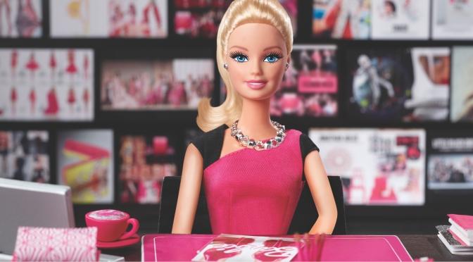 Barbie ahora también es emprendedora