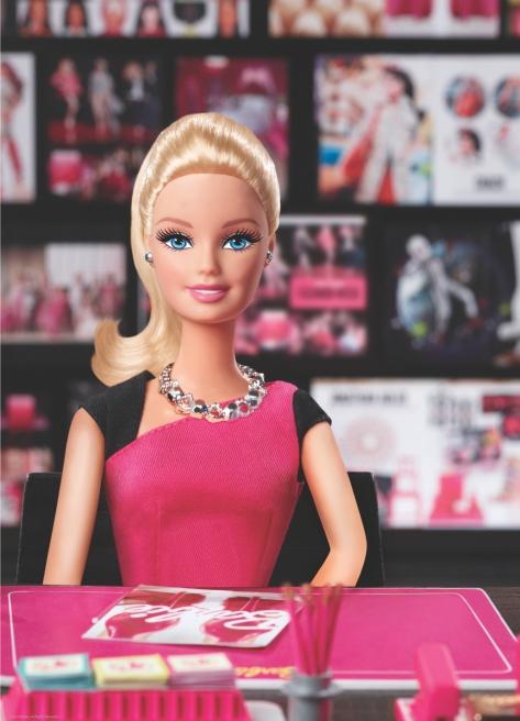 Barbie emprendedora