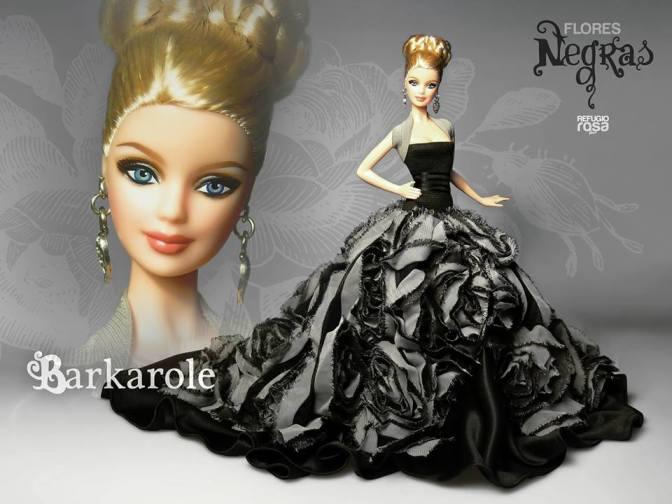 Barkarole OOAK Barbie Doll de David Bocci
