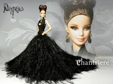 Chantriere OOAK Barbie Doll de David Bocci