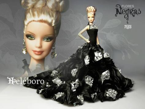 Heléboro OOAK Barbie Doll de David Bocci