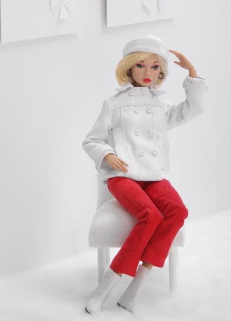 Three hour tour Poppy Parker Fashion
