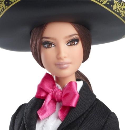 Mexico Barbie Doll
