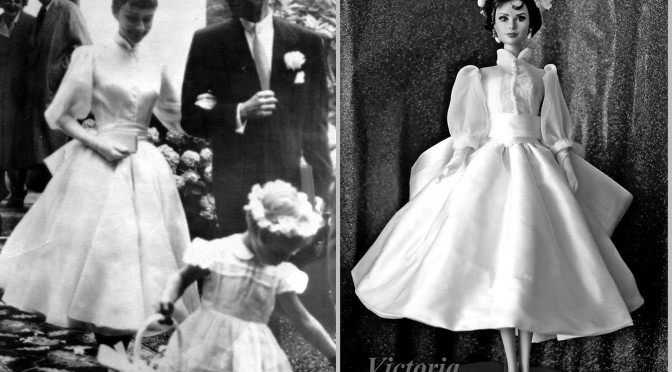 Audrey Hepburn Barbie Dolls