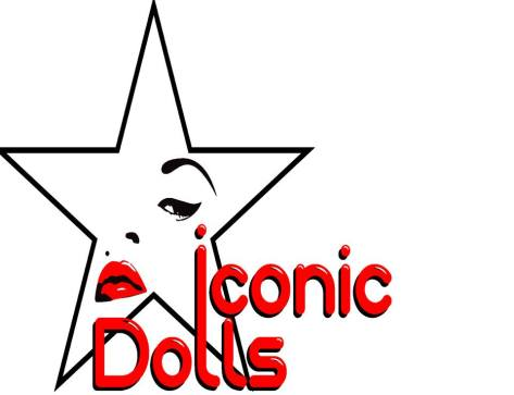 logo iconic dolls