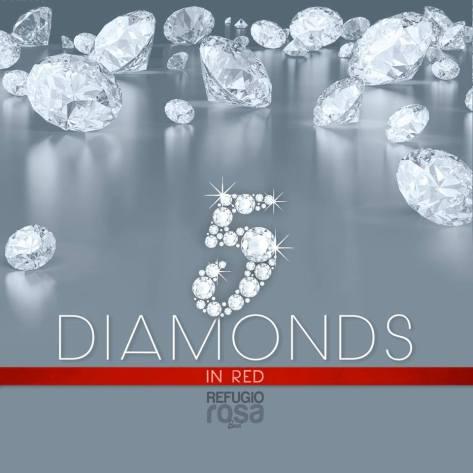 5 Diamonds by David Bocci