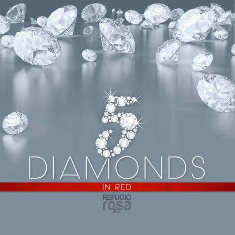 5 Diamonds by David Bocci