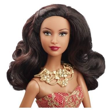 2014 Holiday Barbie Doll AA