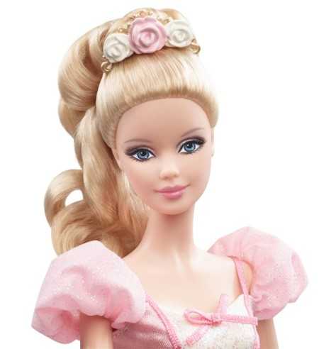 Ballet Wishes Barbie Doll