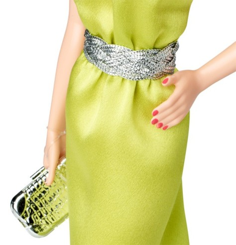 Red Carpet Barbie - Yellow Gown