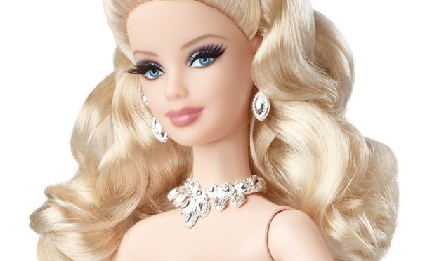 Red Carpet Barbie - Blue Gown