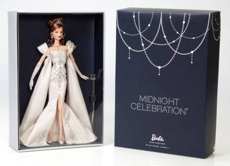 Midnight Celebration Barbie Doll