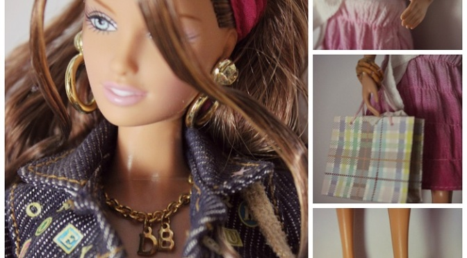 Dooney & Bourke Barbie Doll: imágenes reales