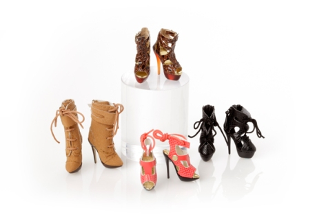 Fashion Royalty 2014 Add-On Shoe Pack