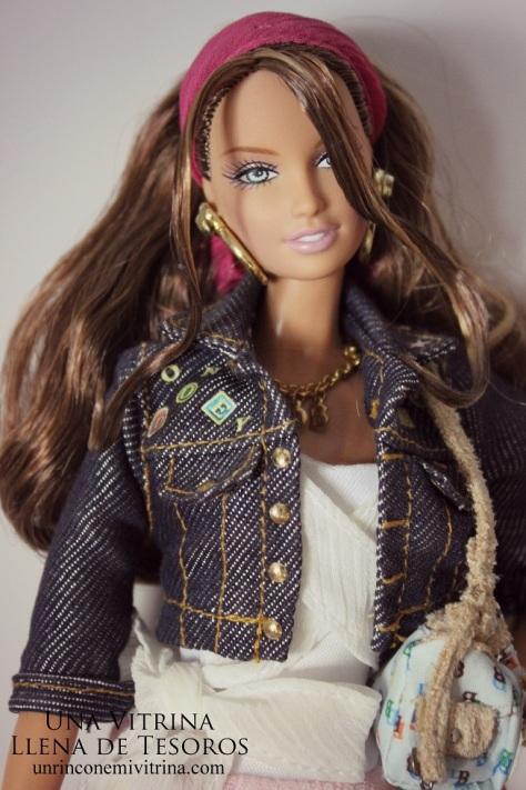 Dooney & Bourke Barbie Doll