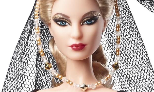 Venetian Muse Barbie Doll, la Reina de la Noche