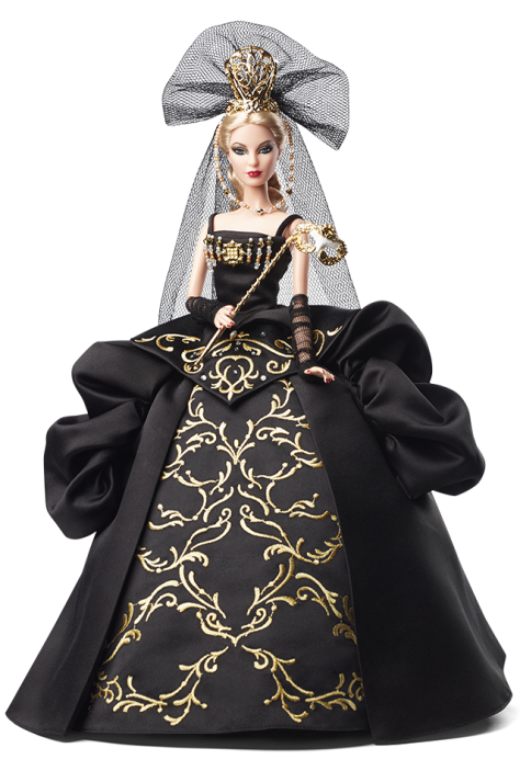 Venetian Muse Barbie Doll