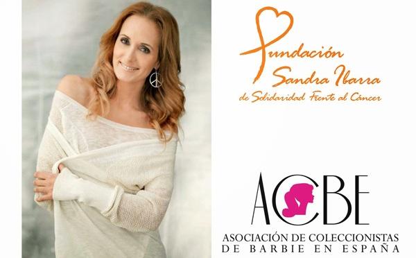 Sandra Ibarra y su Fundación de Solidaridad Frente al Cáncer tendrán una Barbie