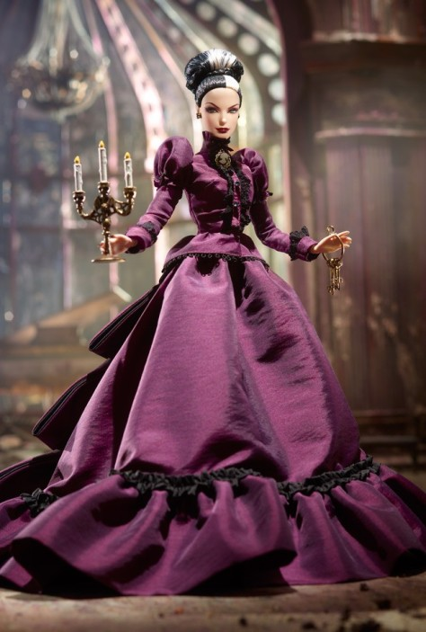 Haunted Beauty Mistress of the Manor Barbie Doll