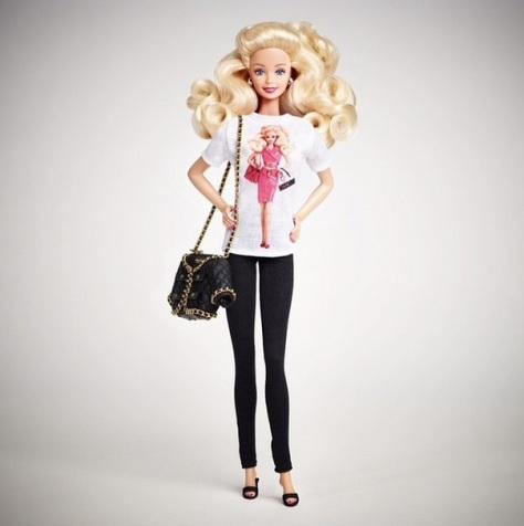 barbie moschino