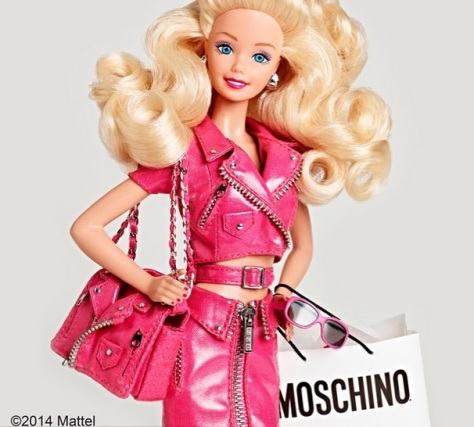 barbie moschino