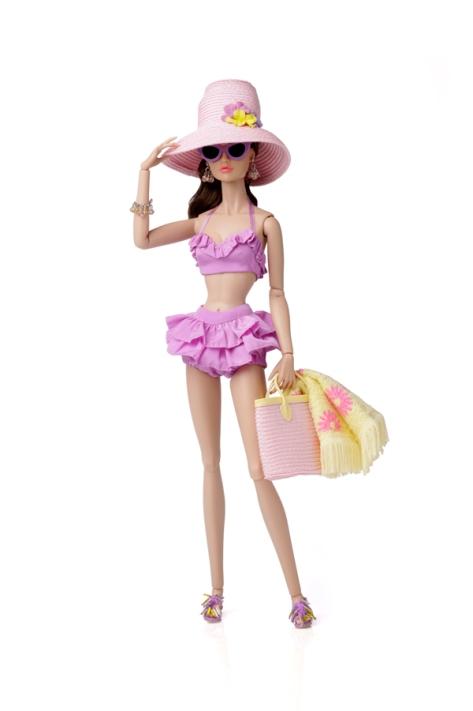 Sunny Splash Fashion Teen Poppy Parker