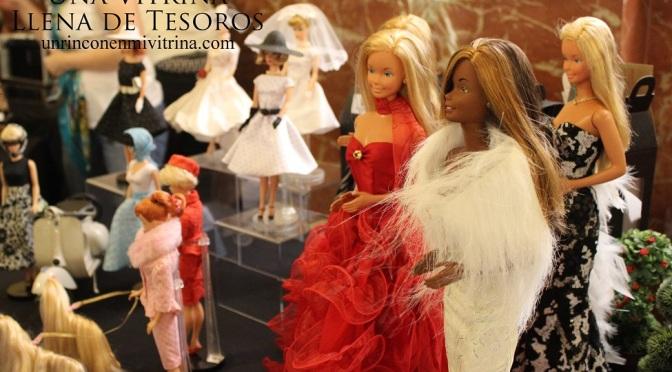 III Convención Nacional de Coleccionistas de Barbie en España: la subasta benéfica