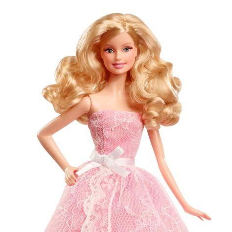 Birthday Wishes Barbie doll 2015