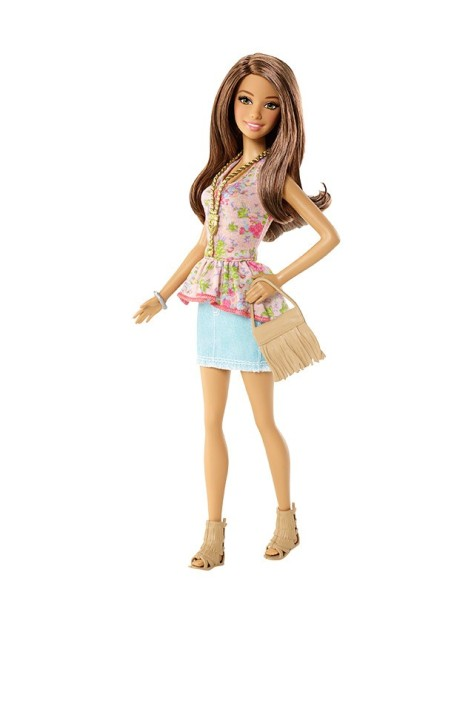 Barbie Fashionistas Doll - Teresa