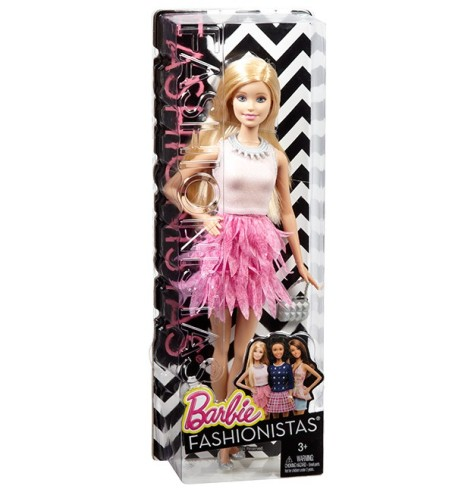 Barbie Fashionistas Doll - Barbie