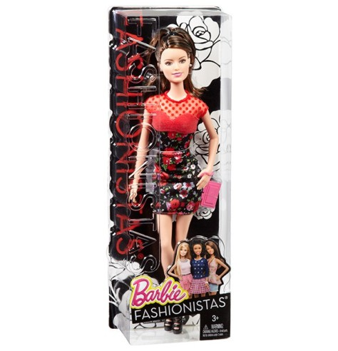 Barbie Fashionistas Doll - Lea