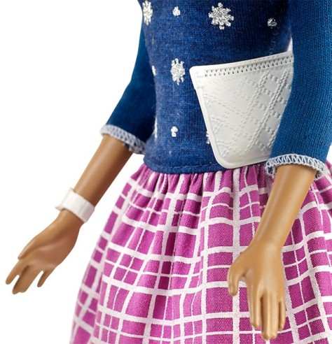 Barbie Fashionistas Doll - Nikki