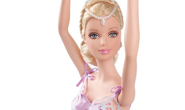 Novedades 2015: Ballet Wishes Barbie Doll