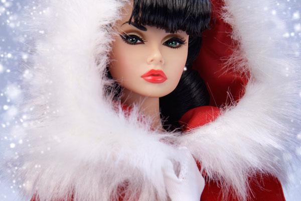 La muñeca de esta Navidad: Poppy Parker in THAT HOLIDAY FEELING!