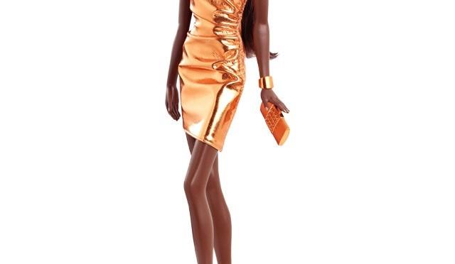 City Shine Barbie Dolls