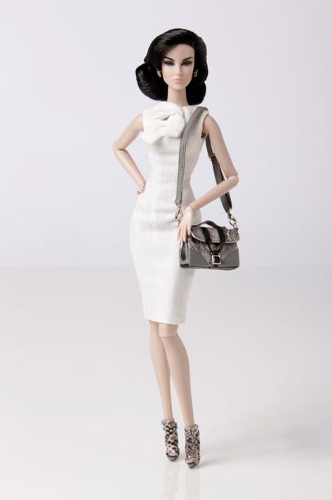 Rare Appearance Dania Zarr Doll