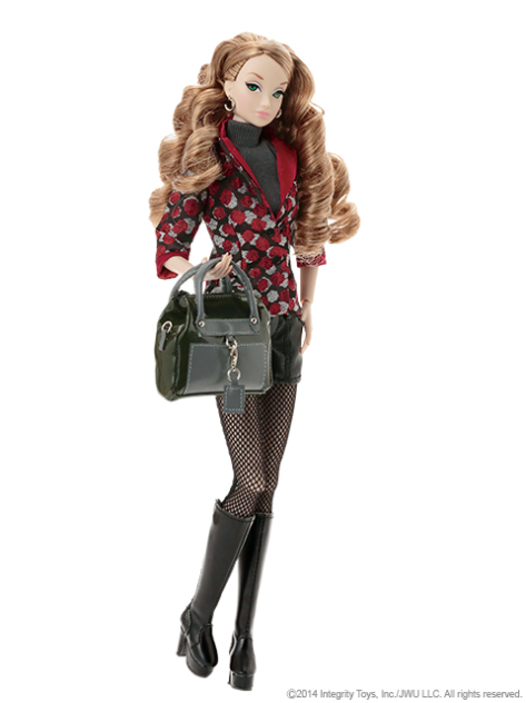 Party Girl Amelie Doll