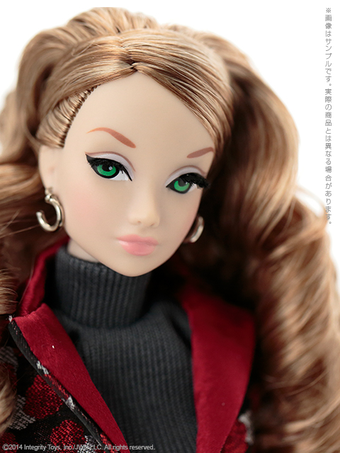 Nippon: Party Girl Amelie Doll