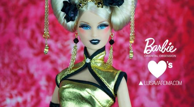 Barbie Oriental Obsession de Hiroyuki Kikuchi y Magia 2000