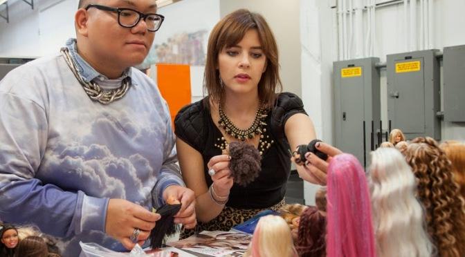 Conociendo a Carlyle Nuera, nuevo diseñador de Barbie Collector